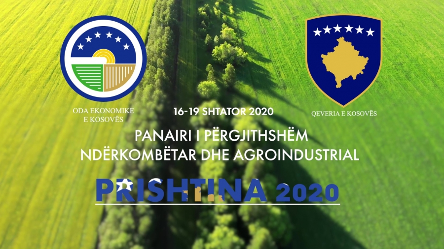 The International General and Agro-industrial Fair PRISHTINA 2020